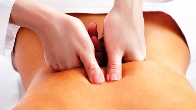 Классические приемы общего массажа