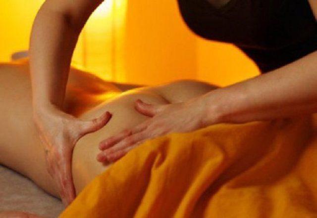 массаж у мужчин