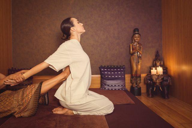 Современный тайский массаж