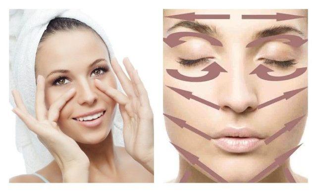 лимфомассаж лица
