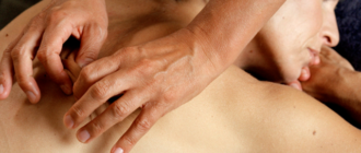 Французский массаж