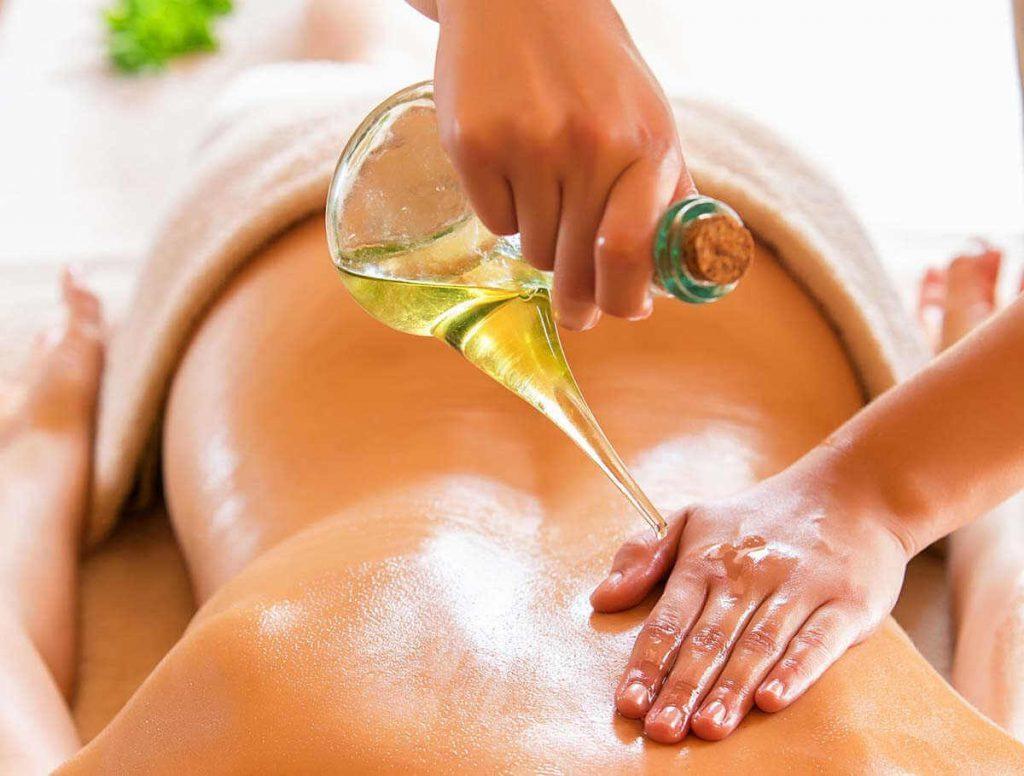 Массажное масло 👍. Какое 🤔 масло использовать для массажа?