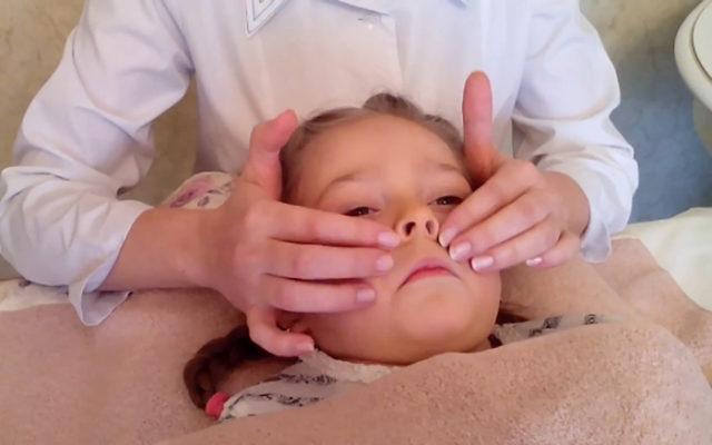 Приемы активного массажа